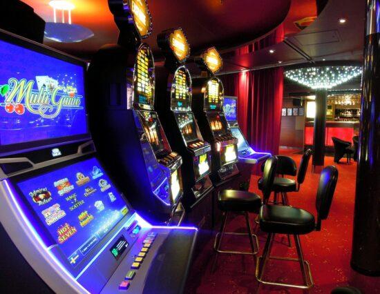 Jedzenie i picie w kasynie